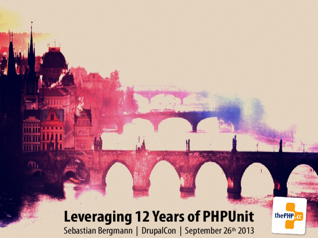 Leveraging 12 Years of PHPUnit