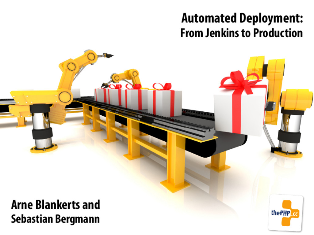 Automated Deployment: From Jenkins to Production