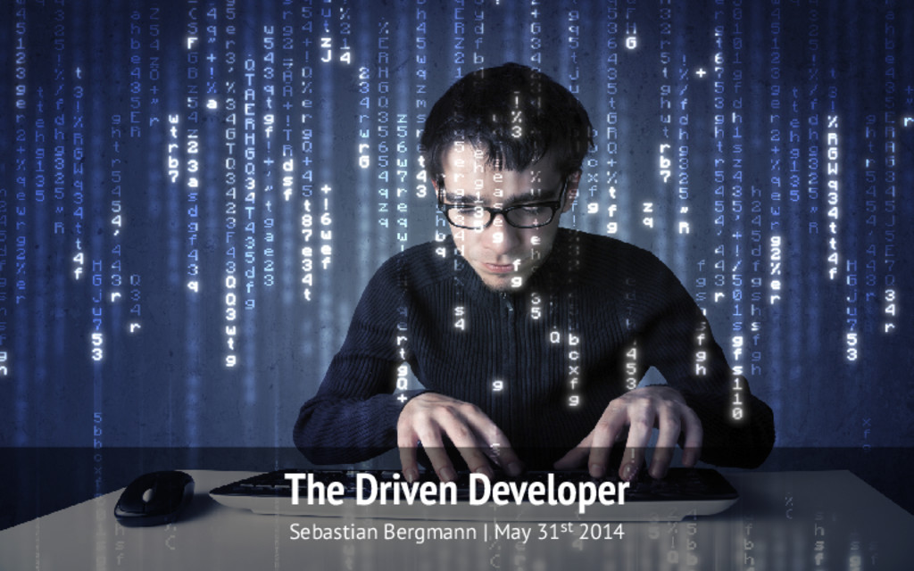 The Driven Developer