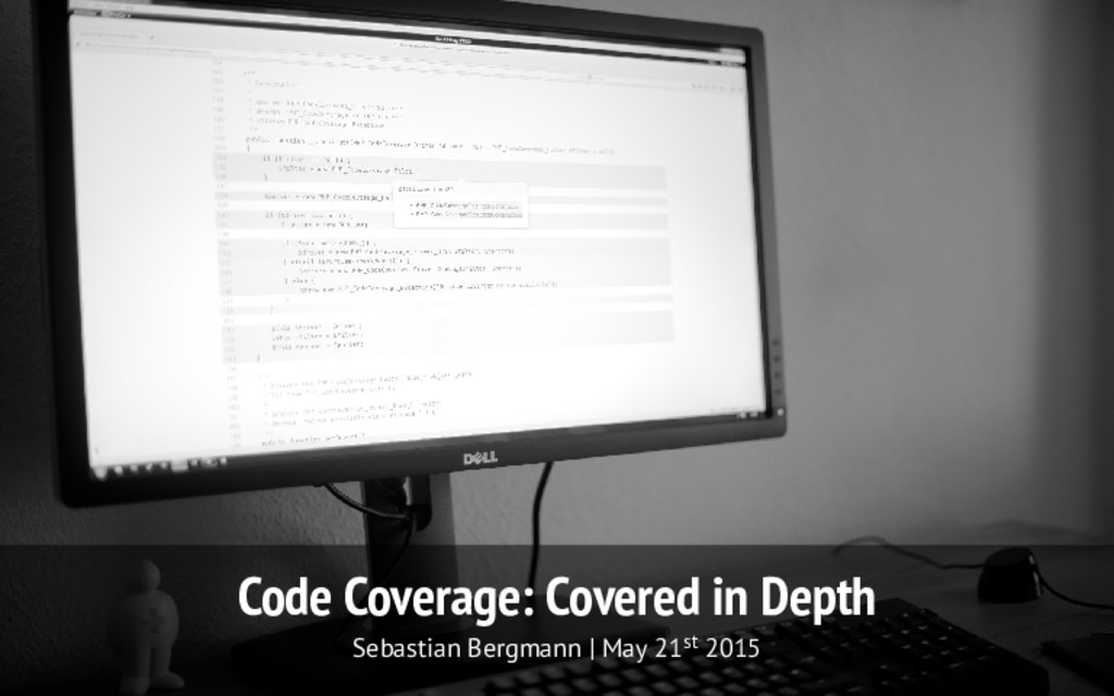 Code Coverage: Covered in Depth