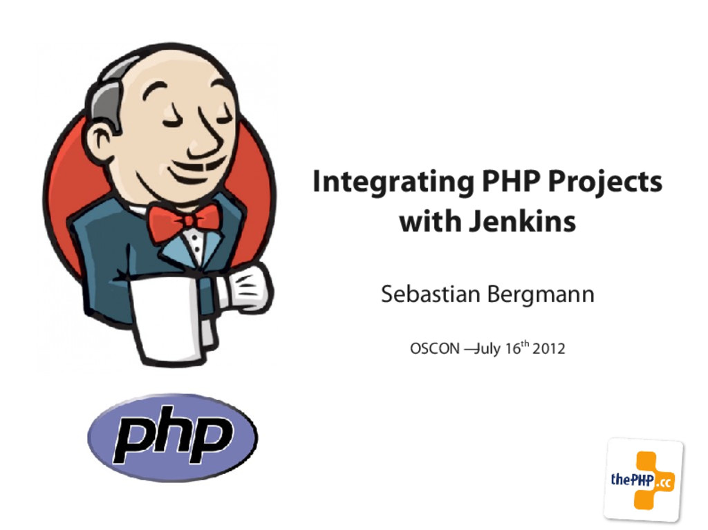 Integrating PHP Projects with Jenkins