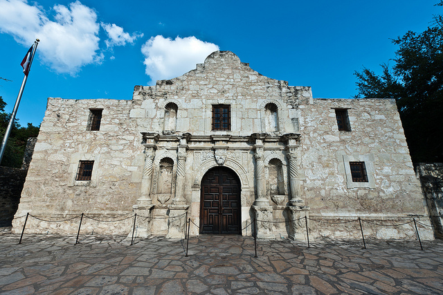 Chapel of the Alamo Mission